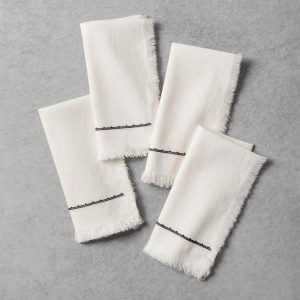 Hearth & Hand with Magnolia Christmas Linen Napkins