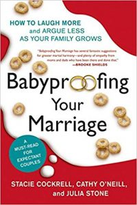 babyproofing your marriage book cover