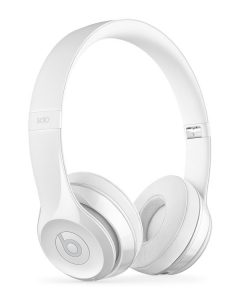white beats by dre headphones