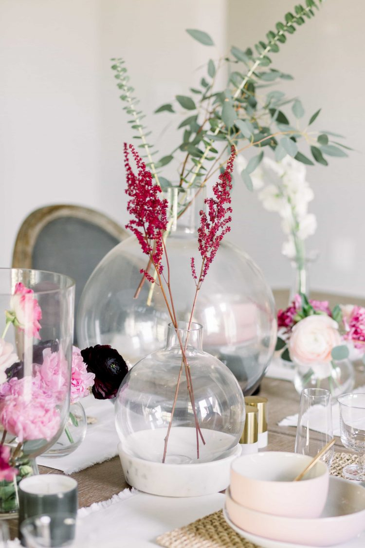Galentine's Day Party 2019 Tablescape