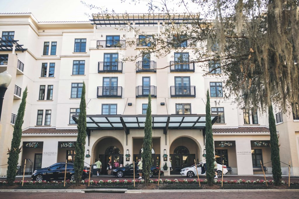 The Alfond Inn, Winter Park Florida Hotels, the best staycation locations in orlando florida