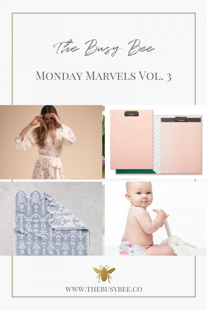 Monday Marvels Vol. 3