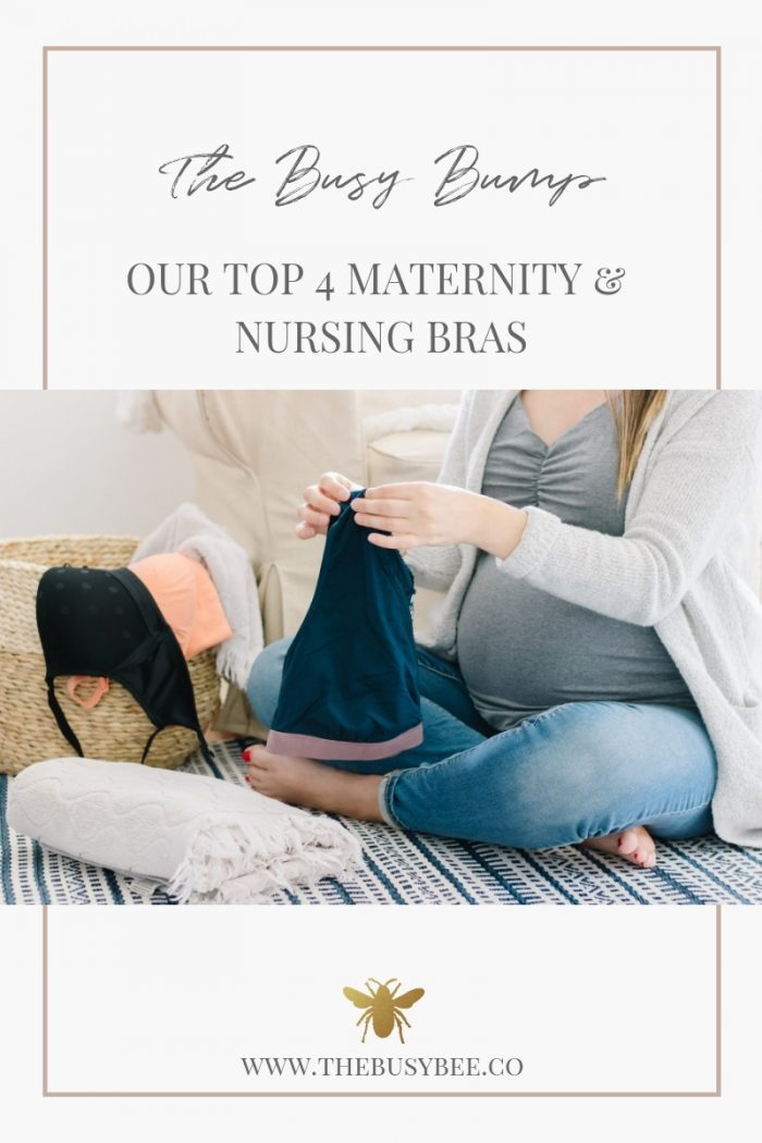 Our Top Four Maternity and Nursing Bras