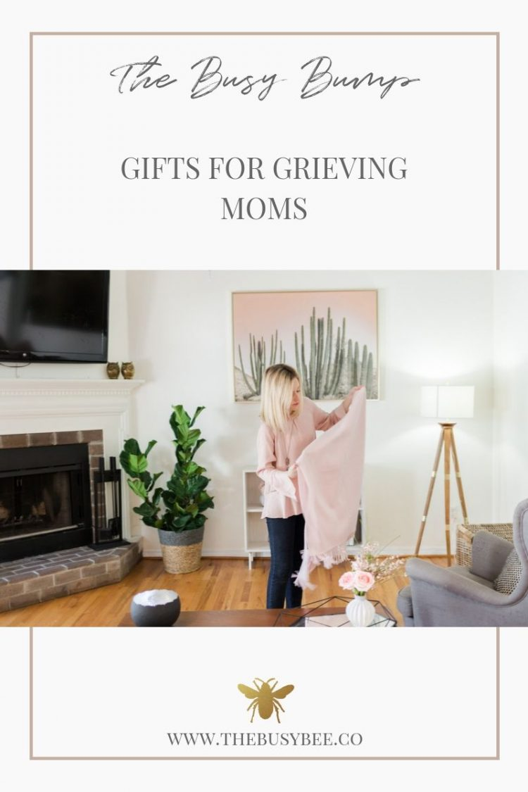 Gifts for Grieving Moms – The 5 Love Languages