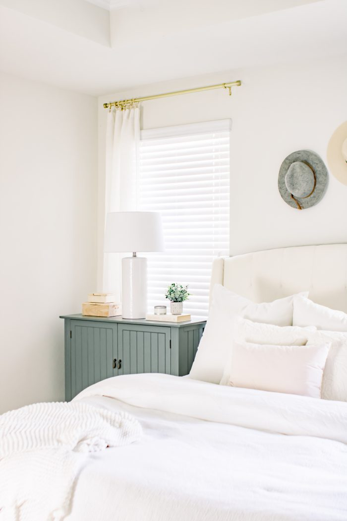 Shannon's Simple Master Bedroom Refresh