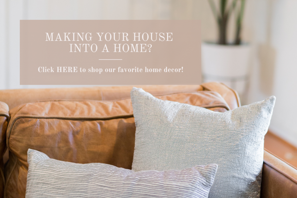 The best decor to make your house a home