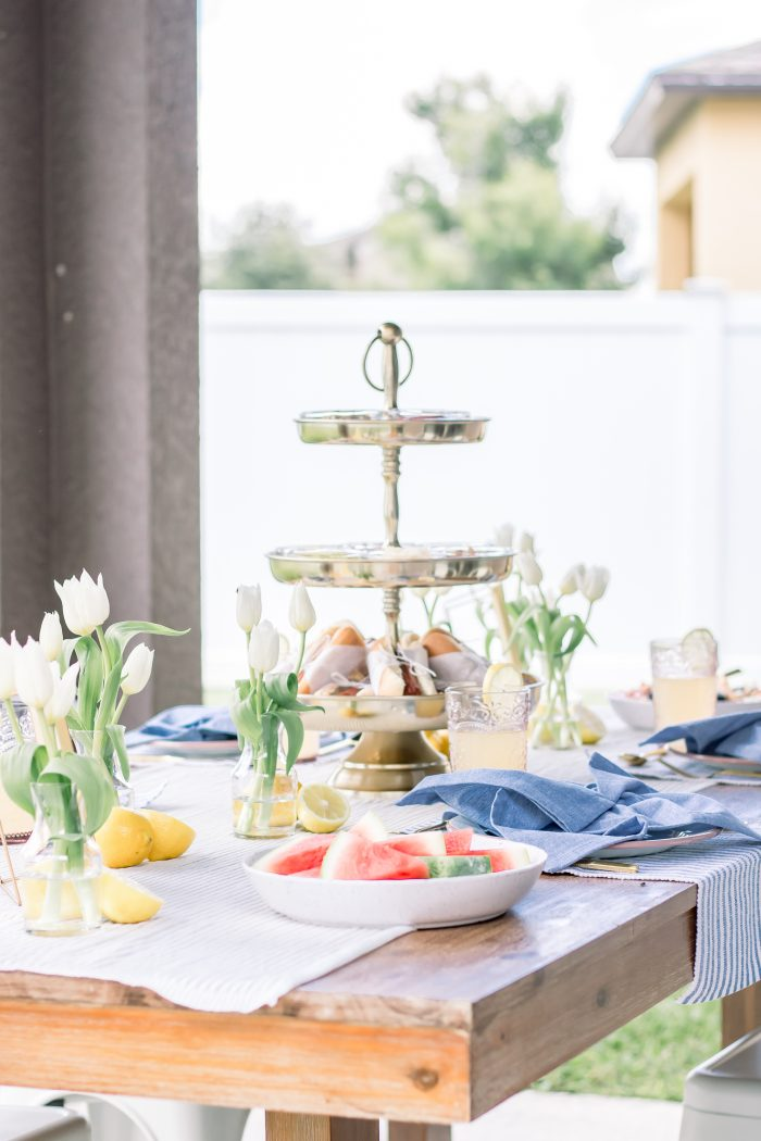 Intimate Fourth of July Soiree
