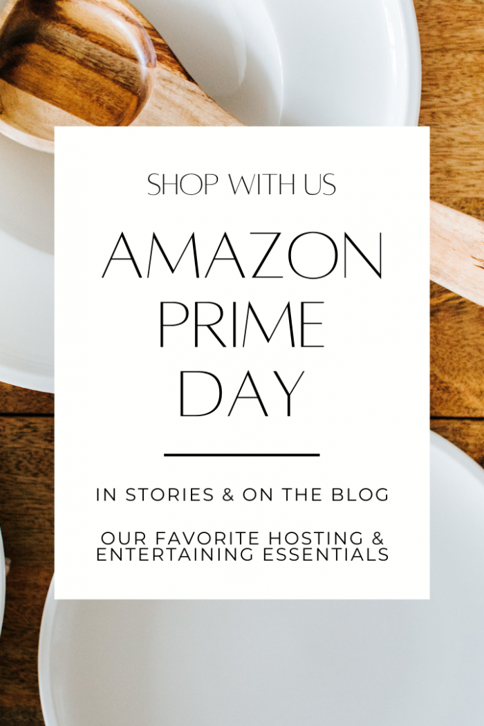 The Best Amazon Prime Day Deals 2020 for Hosting & Entertaining