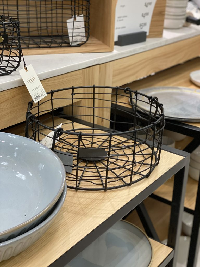Hearth and Hand Wire Basket