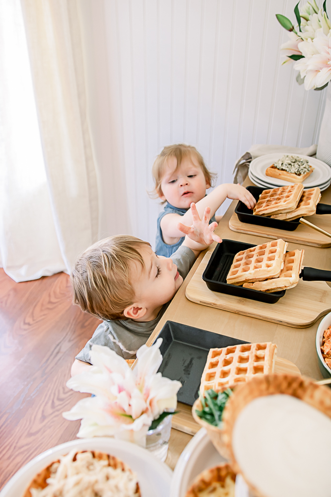 kid-friendly food ideas for hosting in your homes